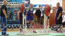 Ivo Brázda, 210kg
