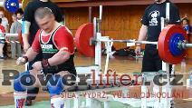 Milan Greguš, 202,5kg