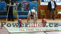 Ivo Brázda, 220kg