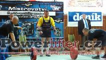 Jiří Kati, 197,5kg