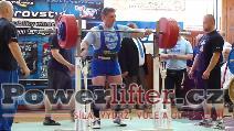 Zoltán Kanát, 300kg