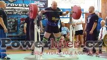 Jan Verbič, 225kg