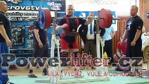 Tomáš Sedláček, 270kg