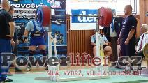 Zoltán Kanát, 325kg