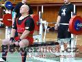 Miroslav Čapka, 185kg