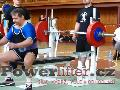 Václav Jaremczuk, 192,5kg