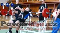 Jan Vítek, 175kg