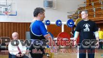 Václav Jaremczuk, 195kg