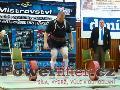 Tomáš Sedláček, 247,5kg