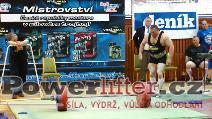 Jiří Gryga, 320kg
