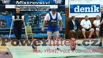Milan Hofbauer, 250kg