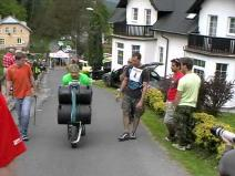 10.místo - Josef Lukačík starší - 92,10 metrů, čas 3:08.04 min