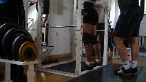 Dřep 173kg