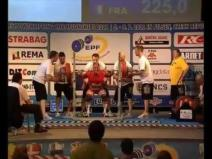 Muži M2 93kg - dřep