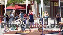 Petr Slabý, trh 112kg