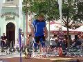 Petr Hejda, nadhoz 160kg