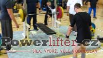 David Kiesewetter, benč 110kg