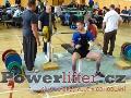 David Kiesewetter, benč 120kg