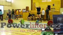 Denis Šindel, mrtvý tah 220kg