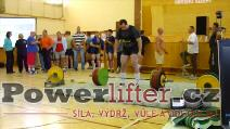 Tomáš Poles, mrtvý tah 285kg