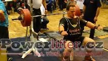 Zbyněk Krejča, benč 285kg