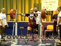 František Stříska, dřep 255kg