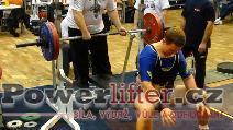 Martin Kozák, benč 170kg