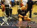 Tomáš Břinčil, benč 205kg