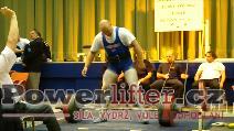 Tomáš Břinčil, mrtvý tah 300kg