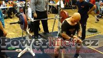 Marcel Rösler, benč 170kg
