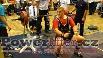David Lupač, benč 200kg