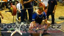 Miroslav Hejda, benč 260kg