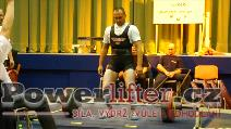 Roman Tůma, mrtvý tah 255kg