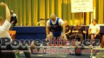 Karel Válek, mrtvý tah 270kg