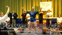 Martin Brabec, mrtvý tah 305kg