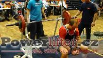 Libor Novák, benč 147,5kg