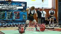 Tomáš Šmíd, mrtvý tah 252,5kg