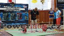 Jiří Olejko, mrtvý tah 240kg