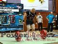 Antonín Pavlovec, mrtvý tah 240kg