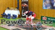Filip Kaňák, 150kg