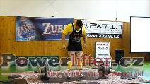 Petr Marek, 255kg