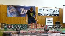 Pavel Bartoška, 205kg