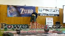 Martin Slíva, 230kg