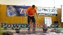 David Vojáček, 230kg