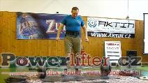 Robert Šemnický, 195kg