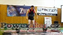 Adam Richter, 200kg