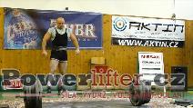 Petr Maceášik, 310kg