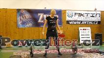 Jana Lapáčková, 95kg