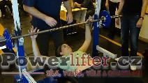 Kamila Hercíková, 42,5kg