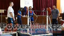 Pavel Malina, dřep 170kg